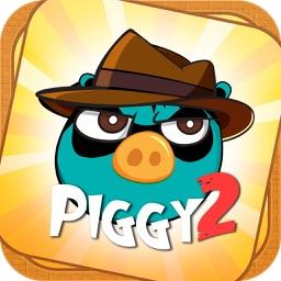 Hungry Piggy Spy Edition 2