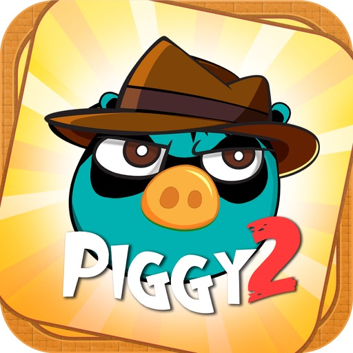 Hungry Piggy Spy Edition 2 iOS App
