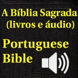 A Bíblia Sagrada (livros e áudio)(Portuguese Bible)HD
