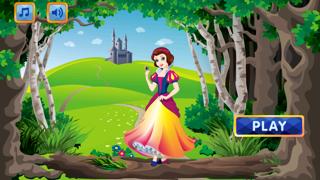 Snow Princess Dash screenshot one