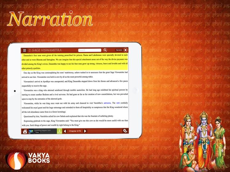 The Ramayana-An Indian Classic screenshot-4