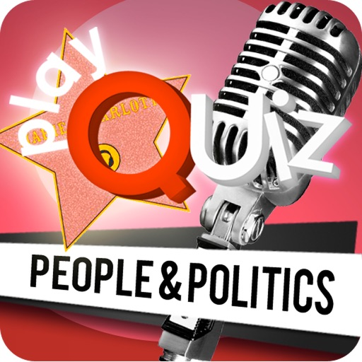 PlayQuiz™ Public Figures & Politics icon