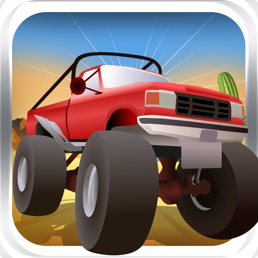 Monster Truck Ride icon