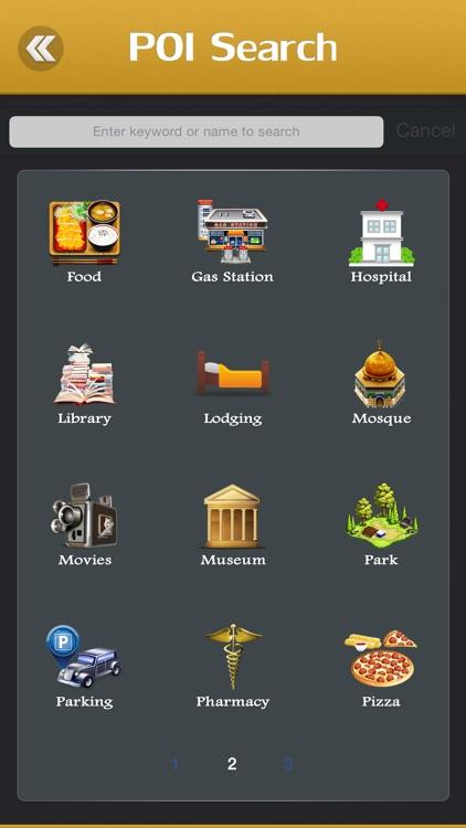 Jerusalem Offline Guide screenshot-4