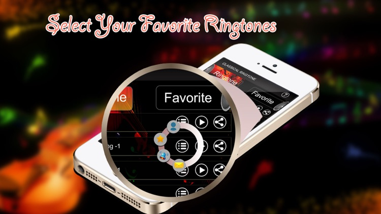 Classical Ringtones-Melodious Sounds screenshot-3
