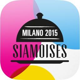 Siamoises Milano2015