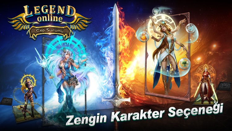 Legend Online (Türkçe) screenshot-4