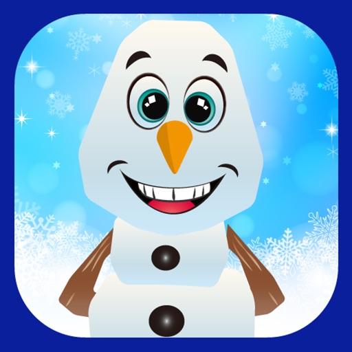 Crossy Snowman