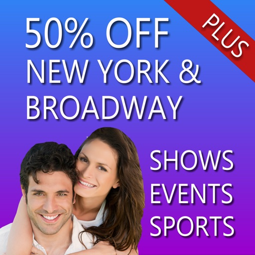 50% Off New York City & Broadway Events, Shows & Sports Guide Plus by Wonderiffic  ®