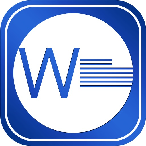 iWord Processor Pro for Microsoft Office + PDF Professional
