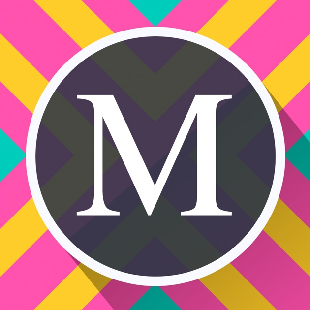 monogram app for mac