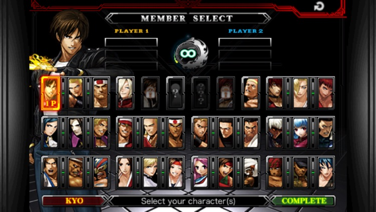 THE KING OF FIGHTERS-i 2012(F)