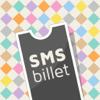 B-Man Inc. - 1415 SMS Billet Mobilbillet artwork