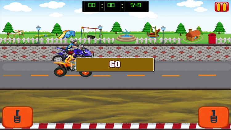 ATV Race - Real Offroad 2XL Racing