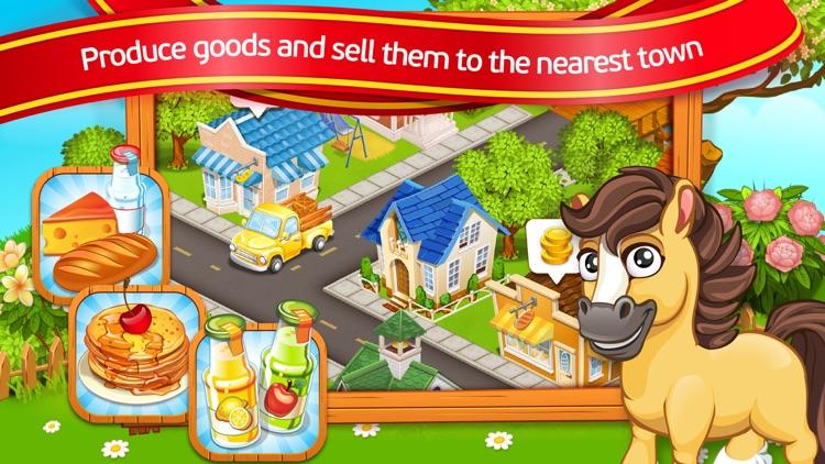 Farm Town: Lovely Pets screenshot-4