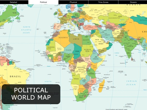 World map for ipad free revenue download estimates app store us ipad publicscrutiny Choice Image