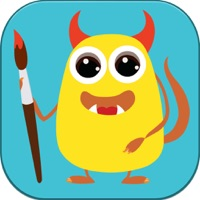 Codes for Paint & Dress up your monsters - drawing, coloring and dress up game for kids FREE Hack