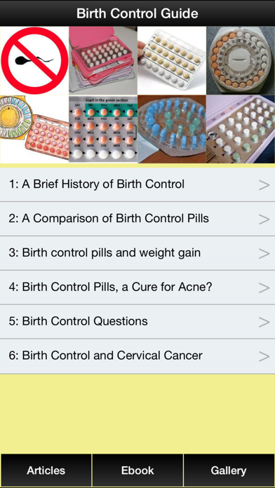 Birth Control Guide - Everything You Need To Know About