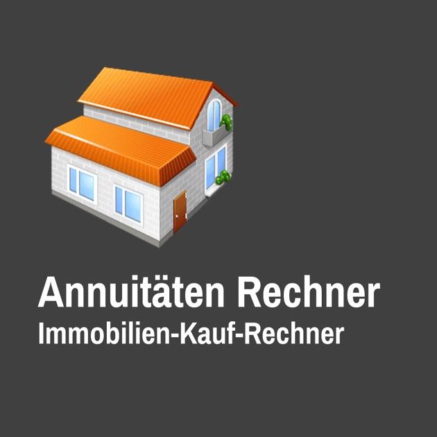 annuit ten rechner immobilien kauf rechner im app store. Black Bedroom Furniture Sets. Home Design Ideas