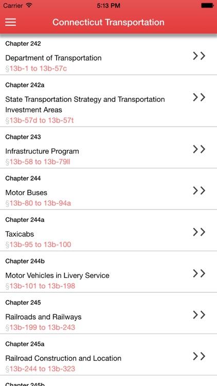 Connecticut Transportation