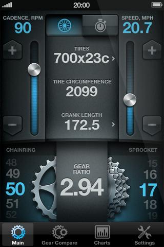 Bike Gear Calculator - Bike Gears, Cycling Gear Calculator, Bicycle Gear  Calculator by MatixSoft Inc