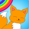 Colorful math Free «Animals» — Fun Coloring mathematics game for kids to training multiplication table, mental addition, subtraction and division skills!