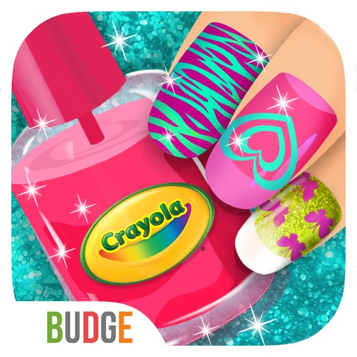 Crayola Nail Party – A Nail Salon Experience iOS Hack Android Mod