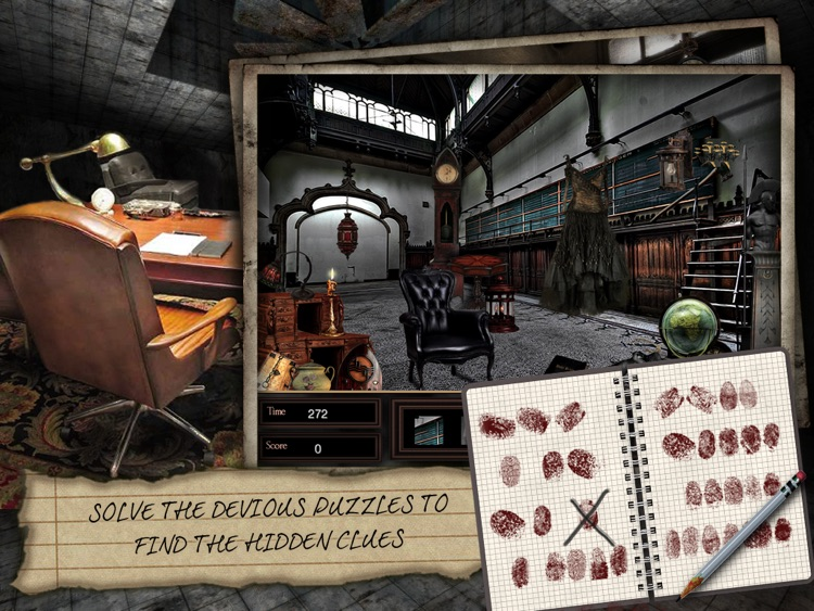 Abandoned Murder Room screenshot-4