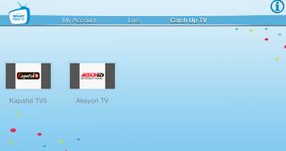 SMART Pinoy TV screenshot four