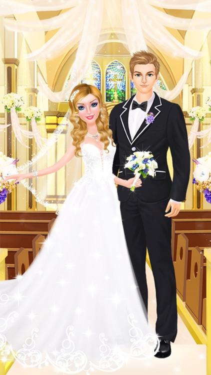 Wedding Day Makeover with Bride & Groom! screenshot-3