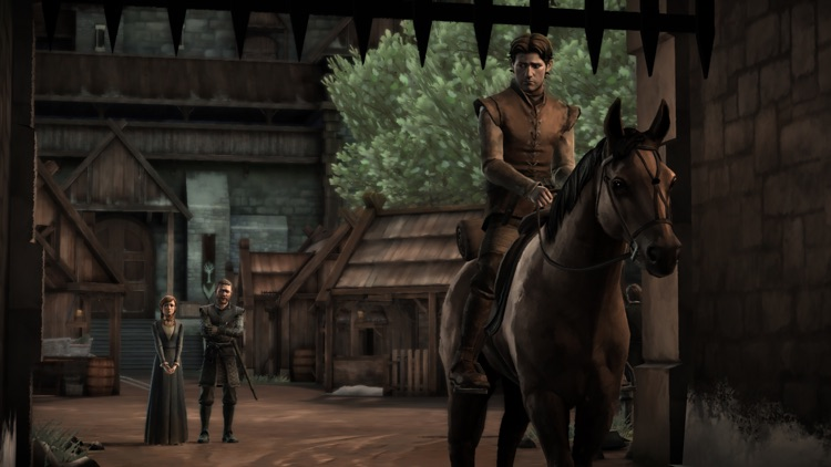 Game of Thrones - A Telltale Games Series screenshot-4
