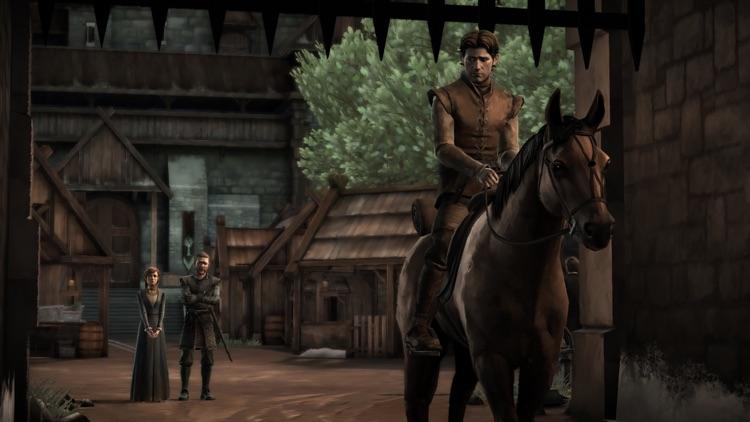 Game of Thrones - A Telltale Games Series screenshot-4