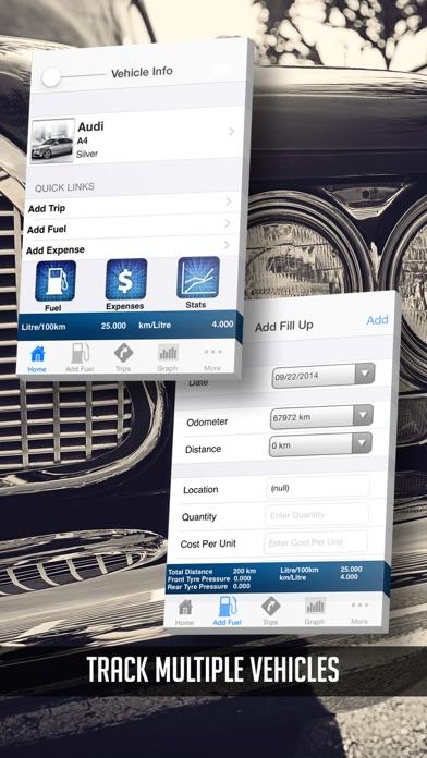 PRO Vehicle - International Fuel App - Gas Mileage MPG