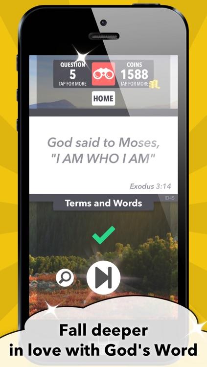 Bible Trivia Mania screenshot-3