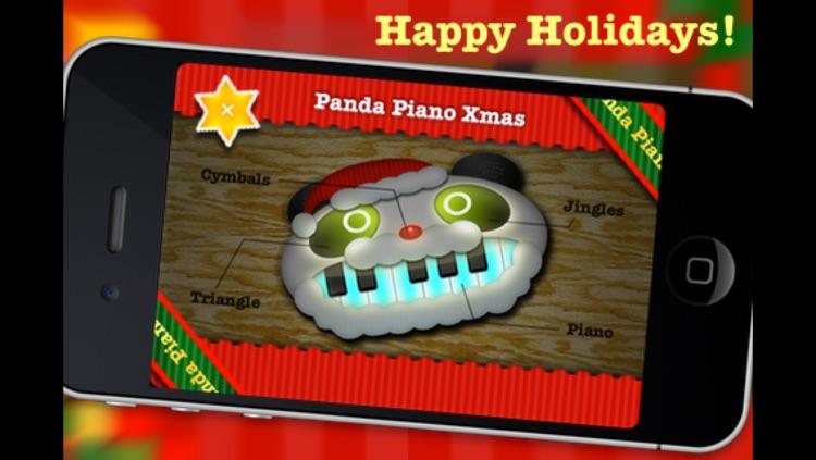 Panda Piano Xmas screenshot-3