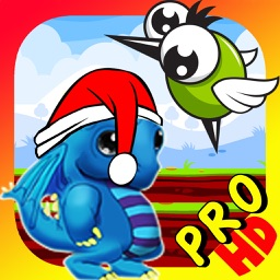 A Pet Dragon Vs Needle Eye Monster Christmas Edition - HD Pro