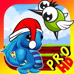 A Pet Dragon Vs Needle Eye Monster Christmas Edition - HD Pro