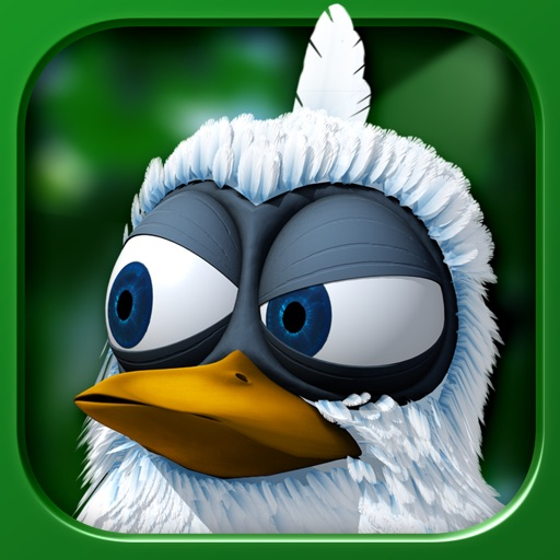 Talking Larry the Bird for iPad icon
