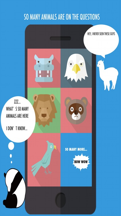 FanZootastic Quiz - Just Guess the Animals and Answer trivia question game for children screenshot-0