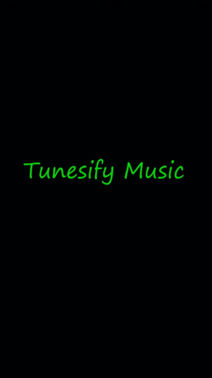 Tunesify Music Player
