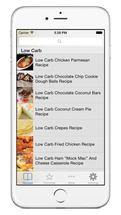 All Healthy Recipes screenshot three