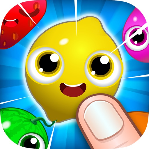 Fruit Jam Mania - Multiplayer Puzzle Fireproof Cherrystone Crazyshooting 2 HD iOS App