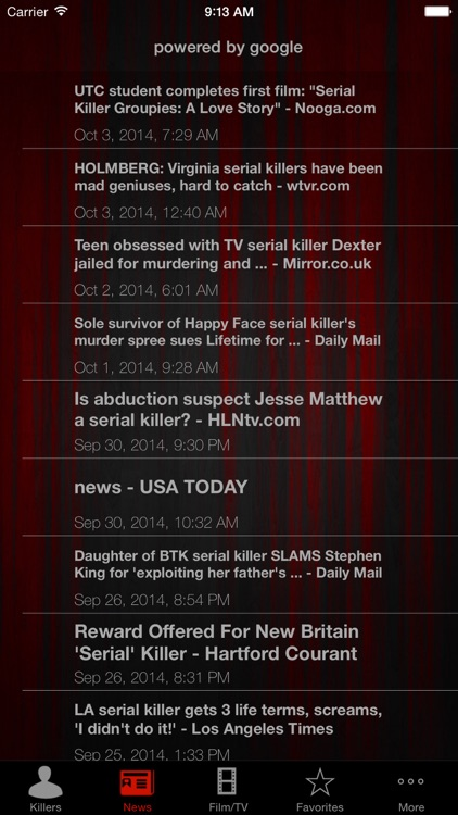 Serial Killer Murder Library screenshot-3