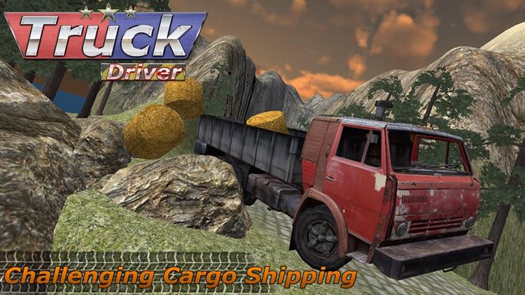 3D Truck Driver : Off Road