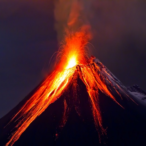 Physical Geography : Mountains & Volcanoes Quiz