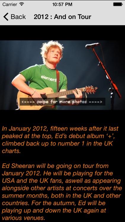 Ed Sheeran Fan Resource