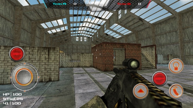 Counter Strike Source Ipad: Online First Person Shooter (FPS) Best