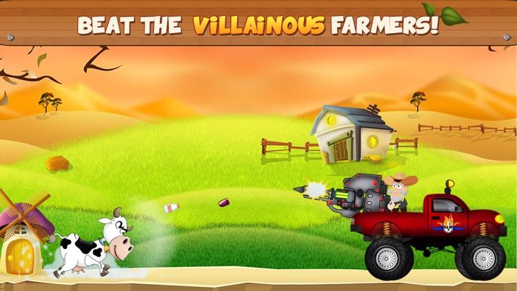 Farm Animals GONE WILD screenshot-4