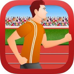 Hurdles Final - The Athletics Hurdle Challenge