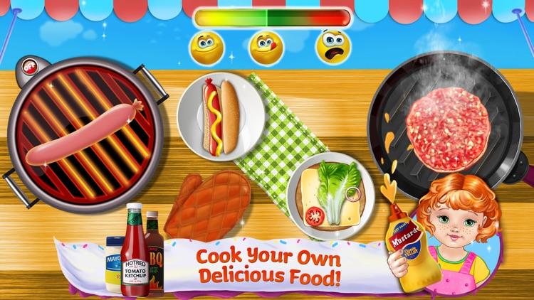 Baby Food Fair - Make, Eat, Play - Have Fun! screenshot-4